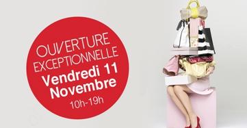 Magasin ouvert 11 novembre 2016 Avignon