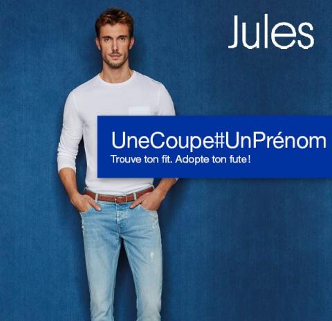 Nouvelle collection Jules Avignon