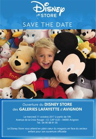 Disney Store Cap Sud Avignon