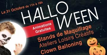 Cap Sud fête Halloween 2016