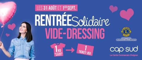 Rentrée Solidaire à Cap Sud Avignon