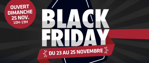 Black friday à Cap Sud