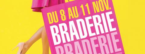 braderie, cap sud, centre commercial, avignon, vaucluse